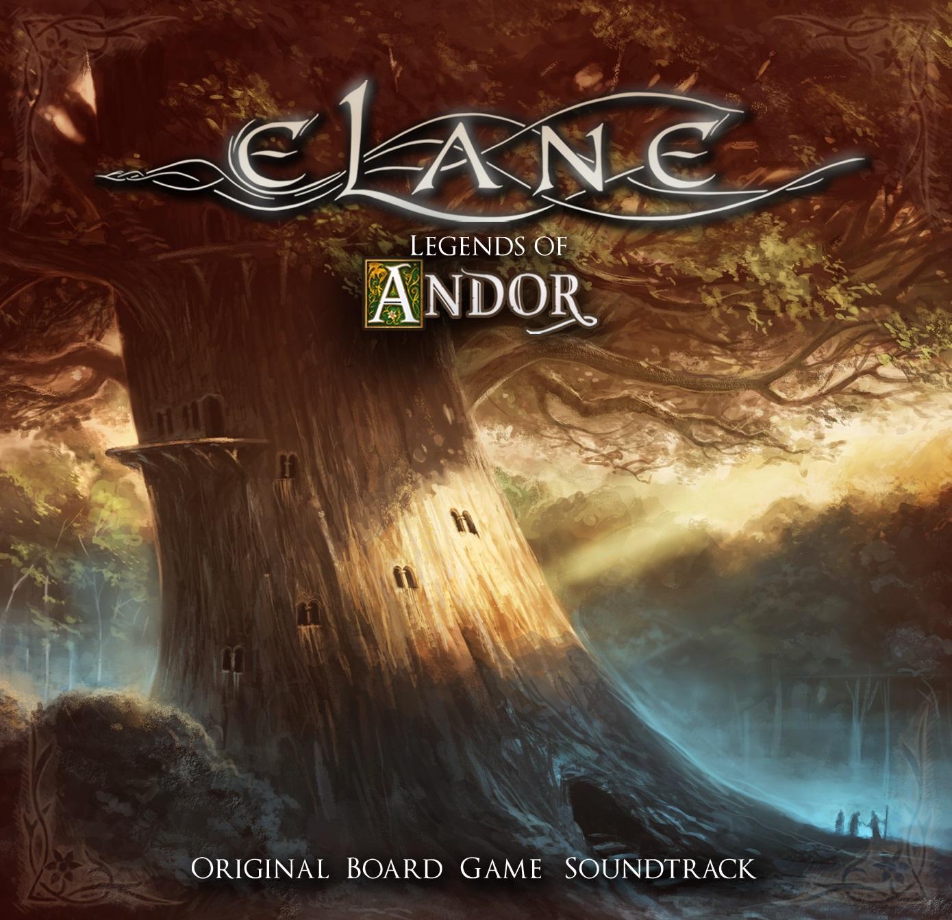 ELANE - Legends of Andor - Original Board Game Soundtrack