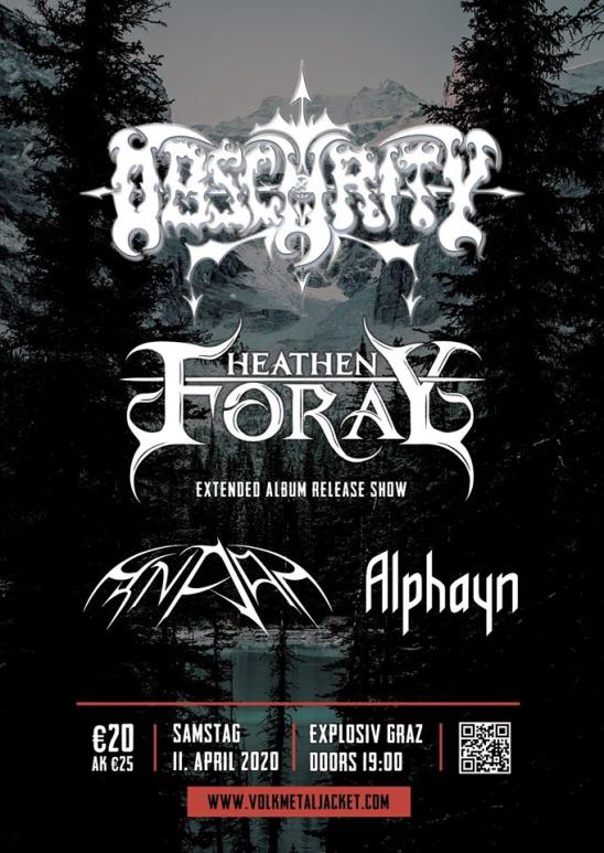 Heathen Foray